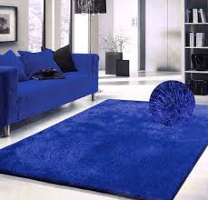 Royal Blue And White Rug Collection In Royal Blue Area Rug Decorshore Flamenco Hana Hand