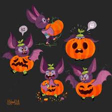Animated Halloween Graphics by Nook U0026 The Kings Of Halloween U2014 Anoosha Syed