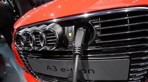 audi ceo audi ceo announces electrified car each year starting in 2018