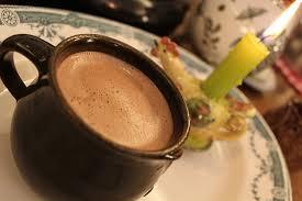 recettes de cuisine anciennes recette rapide chocolat chaud à l ancienne