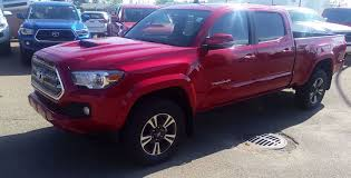 toyota trd package tacoma 2017 toyota tacoma cab trd upgrade or premium package