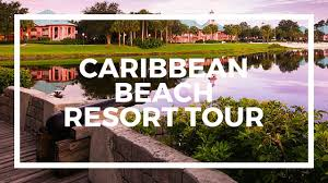 Disney Caribbean Beach Resort Map by Disney U0027s Caribbean Beach Resort Tour Youtube