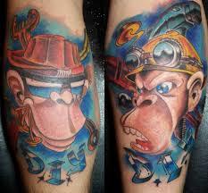 cool cartoon tattoos familiar strangers tattoo studio singapore home facebook