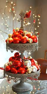 Easy Simple Christmas Table Decorations 30 Pretty Christmas Table Decoration Ideas