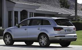 2007 audi q7 reviews 2007 audi q7 pictures photo gallery car and driver