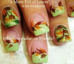 cute fall nail art trendy nail art fall autumn and halloween