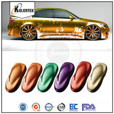 factory price metallic car paint pearl powder candy auto paint