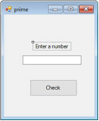 visual basic for loop prime number program in vb using for loop your own codes