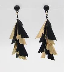 Cascading Bead Chandelier Earrings Express Statement Earrings From Trending