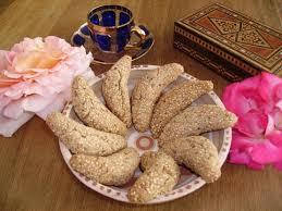 almond crescent cookies recipe genius kitchen