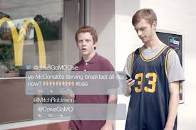mcdonalds uk monopoly commercial actress the 12 best mcdonald s ads from leo burnett s 35 year run caign us