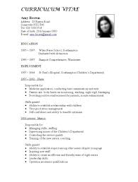 resume sle format pdf resume for teaching fresher exles teachers sle format