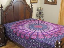 indian cotton sheets print bed linens luxury bedding sheet sets