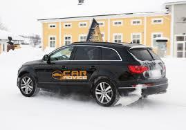 Audi Q7 2013 - 2013 audi q7 prototype spied photos 1 of 6
