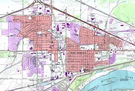 United States Topographical Map by 1up Travel Maps Of Arkansas West Memphis Topographic Map