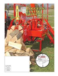 spring loggers buying guide 2015 by log street publishers llc issuu