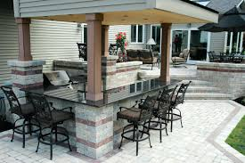 patio outdoor bar plans free outdoor bar designs ideas best 25