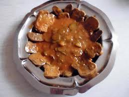 cuisiner la langue de veau recette de langue de veau sauce piquante