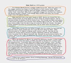 Comparative Essay Example Education Essays