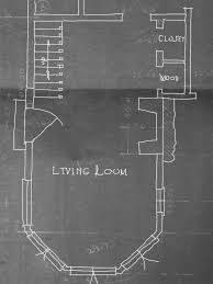 hugh comstock floorplan for fables cottage once upon a time