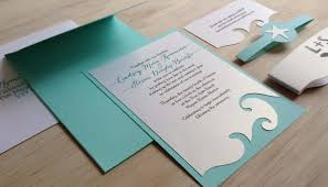 Cute Wedding Programs Beach Wedding Invitations Wording Beach Wedding Invitations