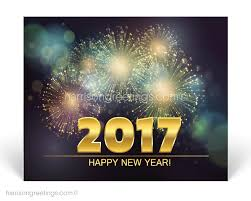 new year s postcards 2017 happy new year postcards harrison greetings business