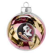florida state seminoles ornaments fsu ornaments