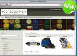 wordpress shopping cart wordpress ecommerce market theme