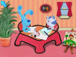 blue u0027s clues kindergarten screenshots windows mobygames