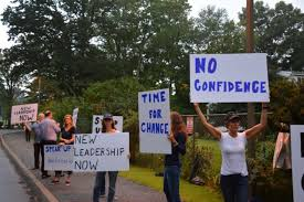 Chapaqqua Rally Calls For Chappaqua Superintendent U0027s Ouster Amid Abuse