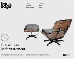 Chair Website Design Ideas 12 Best Website Inspiration Images On Pinterest Clean Web Design
