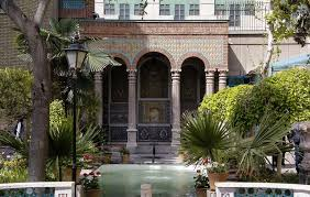 World S Most Expensive House Moghadam Museum The World U0027s Expensive House Golden Iran