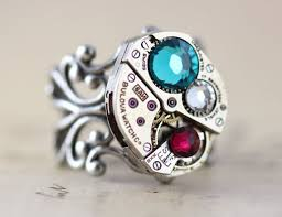 unique mothers jewelry mothers ring unique mothers day gift birthstone ring