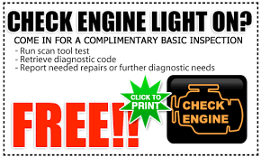 toyota check engine light service special san diego county car