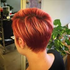 copper and brown sort hair styles 20 edgy ways to jazz up your short hair with highlights short