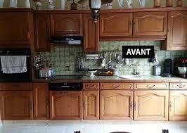 peinture cuisine bois renovation cuisine ancienne cuisine rnove aprs plancher cuisine