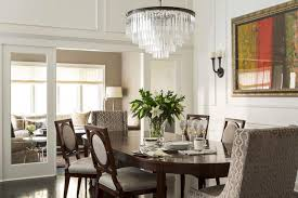 Dining Room Chandeliers Transitional Furniture Huntsville Al Dining Room Transitional With