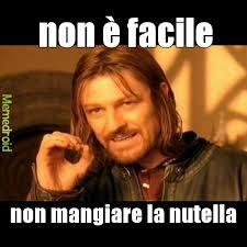 Nutella Meme - nutella meme by this is italia memedroid