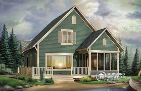 small house floor plans with porches house plan w3929 detail from drummondhouseplans