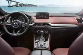 2016 mazda vehicles 2016 mazda cx 9 first drive