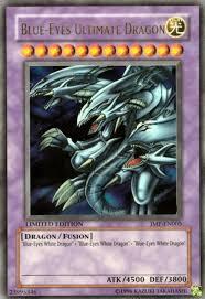 yu gi oh promo single blue eyes ultimate dragon secret rare jmp