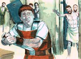 bible fun for kids paul u0026 silas in prison