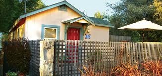 sonoma u0027s best cottages
