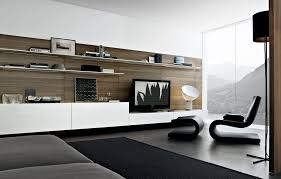 Decorative Living Room Chairs by Living Long Wall Units White Media Console Black Carpet Black