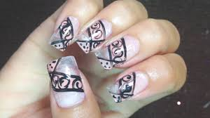 nail art paint ideas simple cute nails easy ways creative