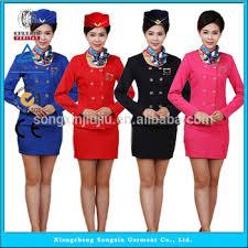 airasia uniform fashion air asia uniform sexy air hostess ladies airline stewardess