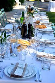 provençal country style wedding la bonne chère