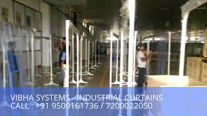 welding grade pvc strip curtains industrial partition curtains