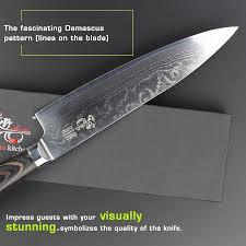 vg10 kitchen knives haoye 8