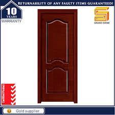 china solid wood door veneer wooden flush door design photos
